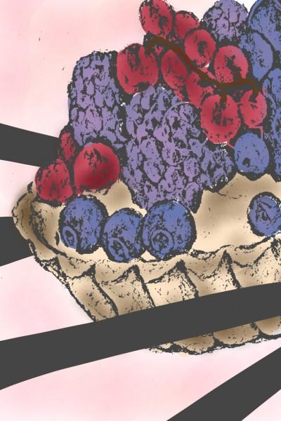 Food Digital Drawing | dmshkun | PENUP