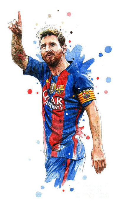 messi | HSY | Digital Drawing | PENUP