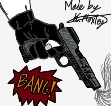Diego, The Killing Joke | KiraMoxley | Digital Drawing | PENUP