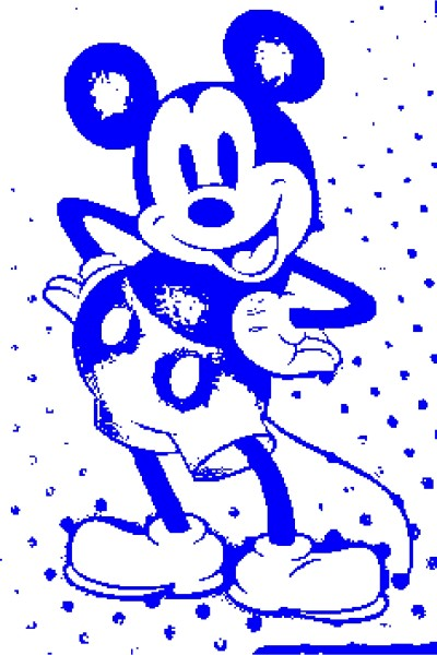 MICKEY MOUSE | 7740.DE | Digital Drawing | PENUP