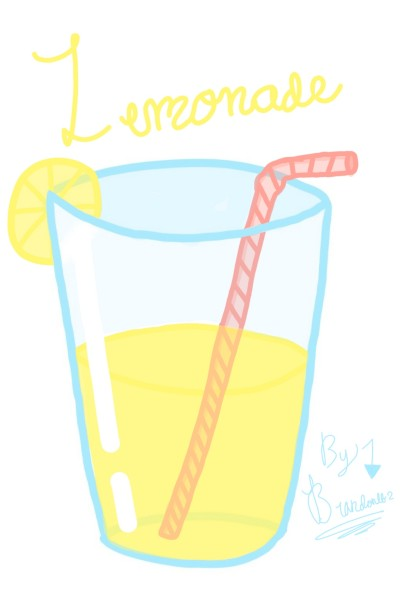 Cup collab with: | GG.Queen | Digital Drawing | PENUP