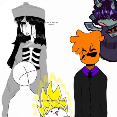 sry I had to @_QuietIdiot_ | Llama_Lord | Digital Drawing | PENUP