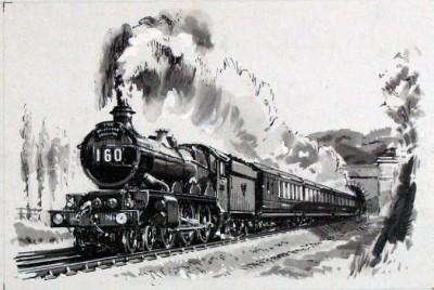 TRAIN P***ing tunnel | Atif | Digital Drawing | PENUP