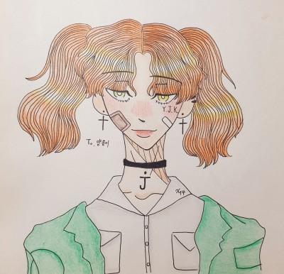 송이 프공전!♡! | xy_17 | Digital Drawing | PENUP