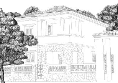 Casa Zé Renato  | Jeronimomailson | Digital Drawing | PENUP