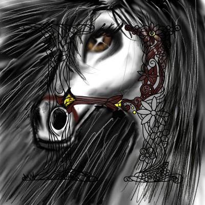 Running Wild | NurseLisa0517 | Digital Drawing | PENUP
