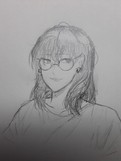 반실사 낙서 | Hanan | Digital Drawing | PENUP