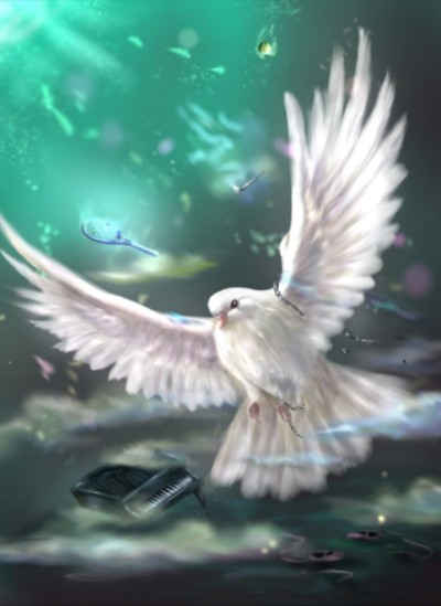 Free as a bird | Cat_who_draws | Digital Drawing | PENUP