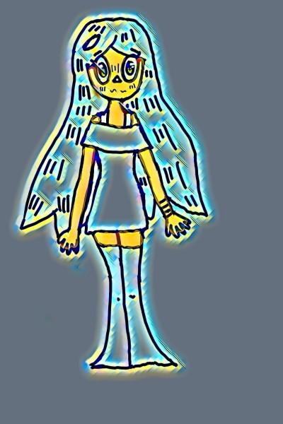 Character Digital Drawing | madmanga | PENUP