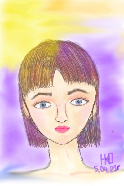 утро | NKU | Digital Drawing | PENUP
