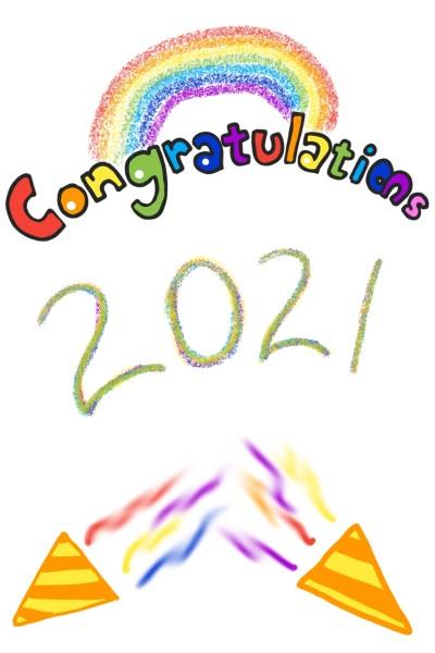 2021 !! | iiiisol | Digital Drawing | PENUP