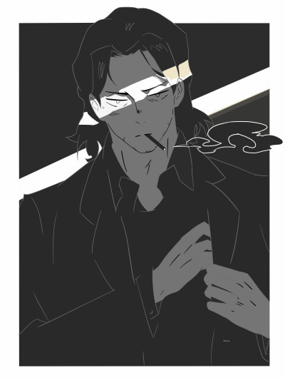 Mr.aizawa | DigiArt | Digital Drawing | PENUP