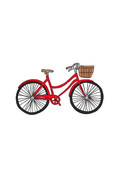 Bicycle  | Asa | Digital Drawing | PENUP