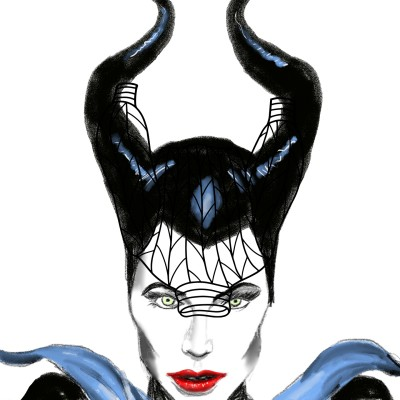 maleficent   J-O-C   Digital Drawing   PENUP