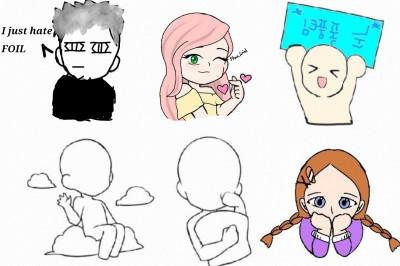 yh | notsatisfied._. | Digital Drawing | PENUP