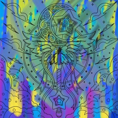 Coloring Digital Drawing | belushke | PENUP