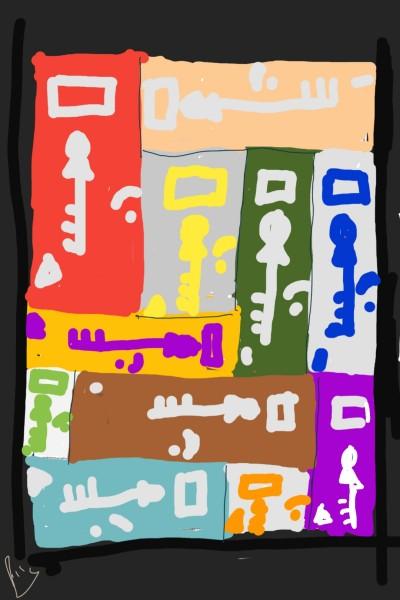 Doodle Digital Drawing | eyalmadav | PENUP