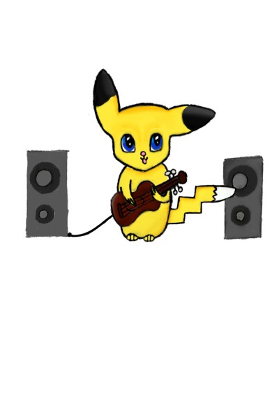 pokemon   Roz   Digital Drawing   PENUP