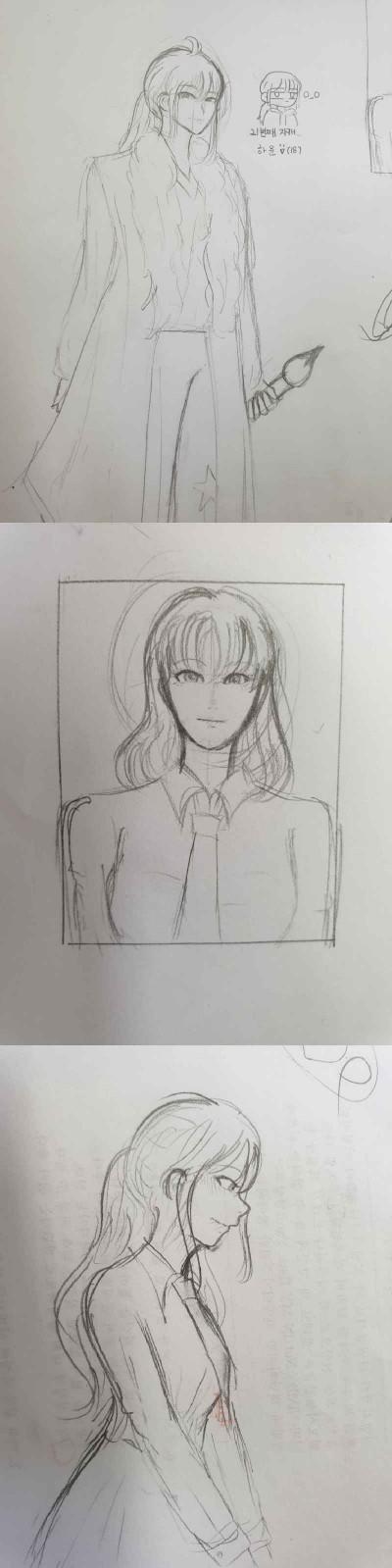 학교 낙서   choeun   Digital Drawing   PENUP