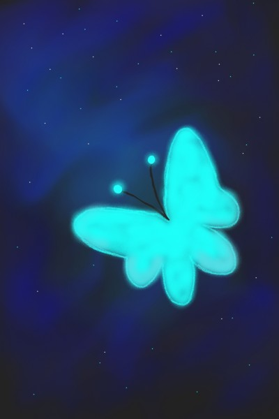 Butterfly | soso | Digital Drawing | PENUP