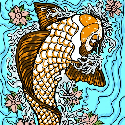 Looks a little fishy to me! | Dan | Digital Drawing | PENUP