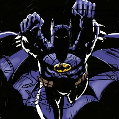 batman  | J-O-C | Digital Drawing | PENUP