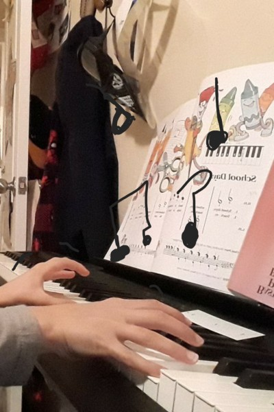 9hr piano drawing | .cool | Digital Drawing | PENUP