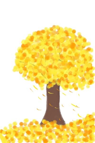 tree | Mokoshla | Digital Drawing | PENUP