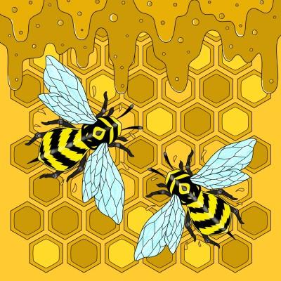 I Love Bees!  | Bekkie | Digital Drawing | PENUP