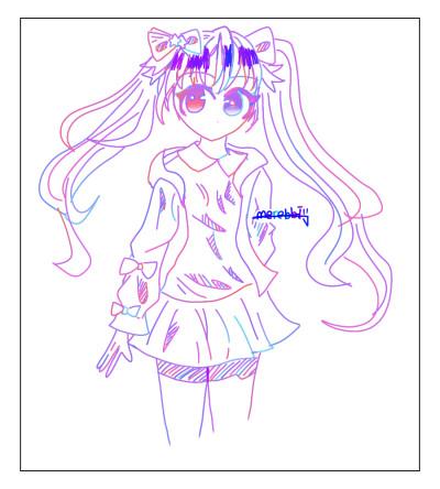 음... | mere_bbi | Digital Drawing | PENUP