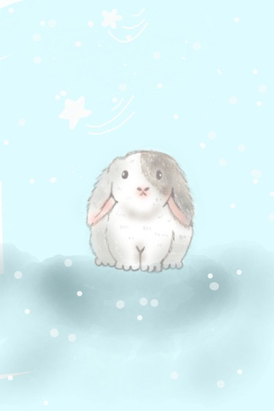 bunny love ♡ | Sylvia | Digital Drawing | PENUP