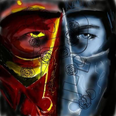 Mortal Kombat | J-O-C | Digital Drawing | PENUP