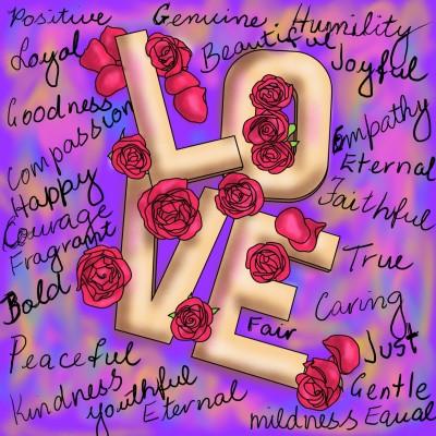 Love   jenart   Digital Drawing   PENUP