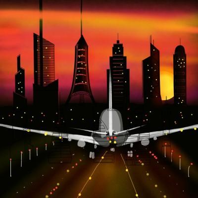 Airplane   ramdan1111   Digital Drawing   PENUP