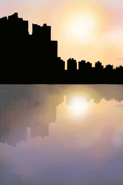 Landscape Digital Drawing | dmshkun | PENUP