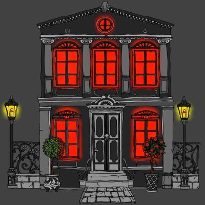 Spooky   cptpebkac   Digital Drawing   PENUP