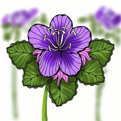 roses | J-O-C | Digital Drawing | PENUP