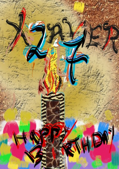 Happy 27th Birthday | FFss379 | Digital Drawing | PENUP