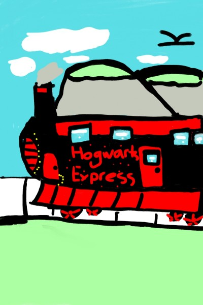 HP train   Isabella111027   Digital Drawing   PENUP