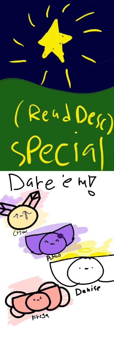Dare post special!    .DeniseDrawing.   Digital Drawing   PENUP