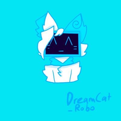 Me half robot half furry version | DreamCat_Commie | Digital Drawing | PENUP