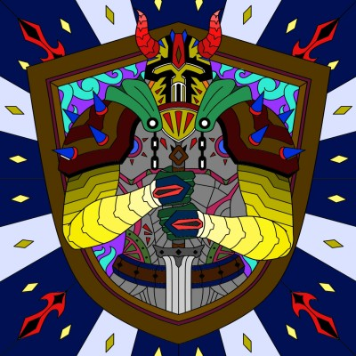 Samurai of Hell | PraveshGupta | Digital Drawing | PENUP