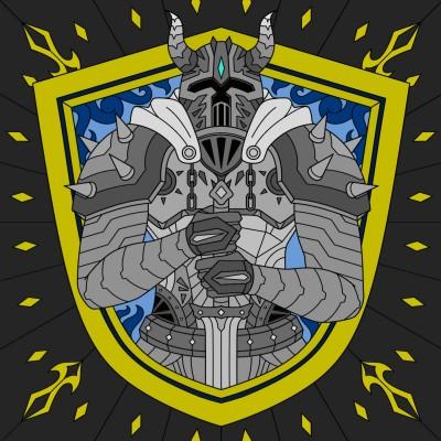 The mighty knight | JADEN | Digital Drawing | PENUP