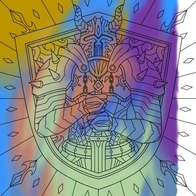 Coloring Digital Drawing | papovelasquez | PENUP