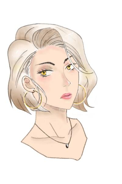 Live Drawing Digital Drawing | NethukiS | PENUP