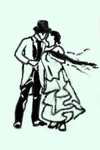 mystery couple   SarelArt   Digital Drawing   PENUP