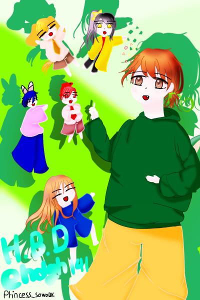 후히힣ㅎ | Princess_sowol | Digital Drawing | PENUP